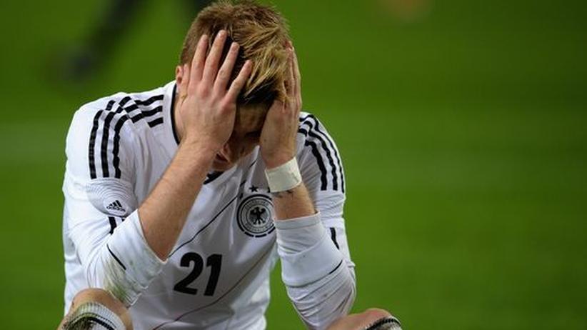 Nationalmannschaft: Geboren, um im November für Deutschland zu spielen?