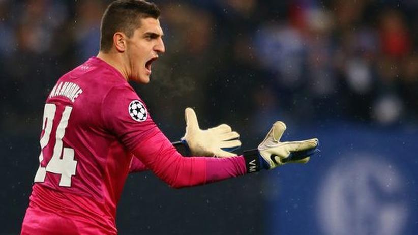Champions League: Schalke und Arsenal trennen sich unentschieden