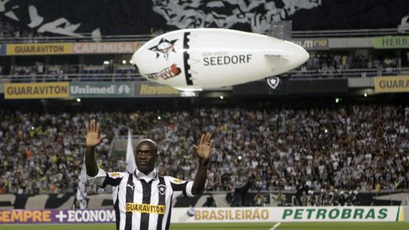 Fußball: Der brasilianische Fußballboom