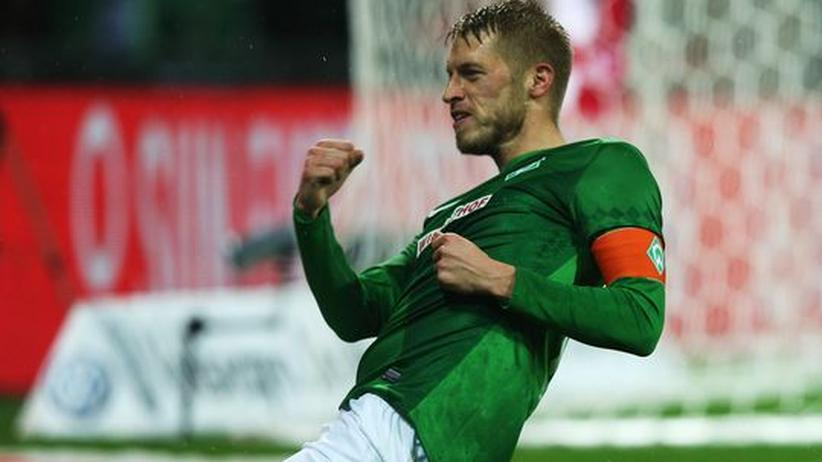 Fußball-Bundesliga: Bremen nähert sich den Europa-League-Plätzen