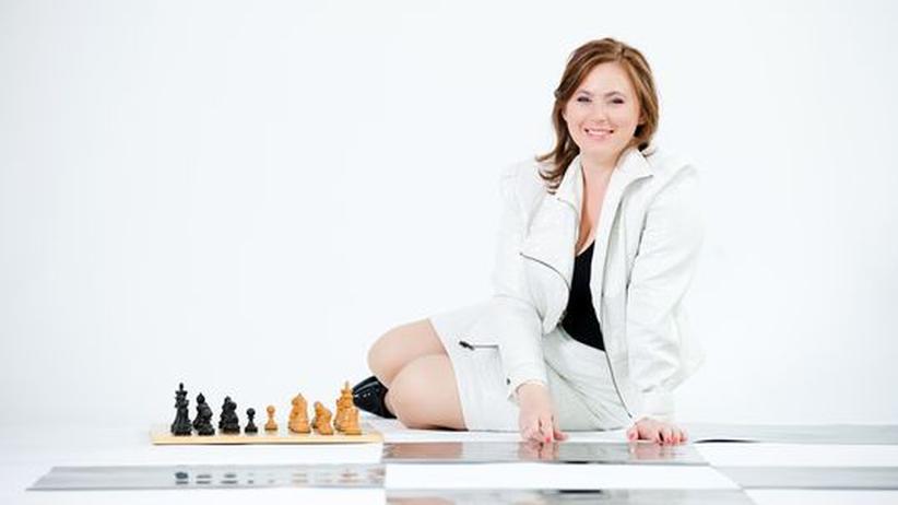Judit Polgár: Überraschung! Eine Frau als Schachgenie!