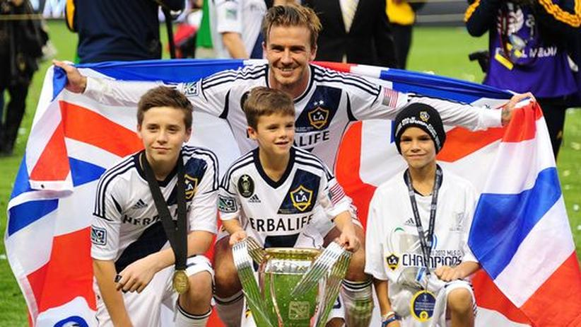 Major League Soccer: Ein Prosit auf David Beckhams einmalige Karriere