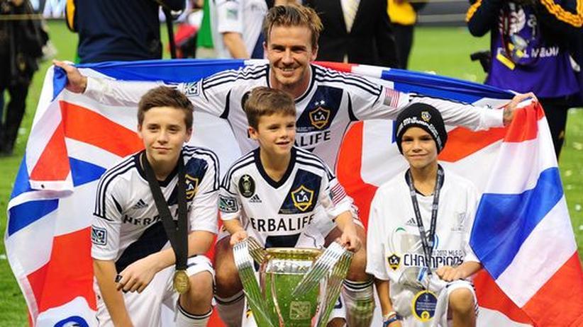 Major League Soccer: Ein Prosit auf David Beckhams einmalige Karriere