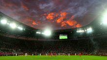Das Municipal Stadium in Breslau, Polen (Archivbild)