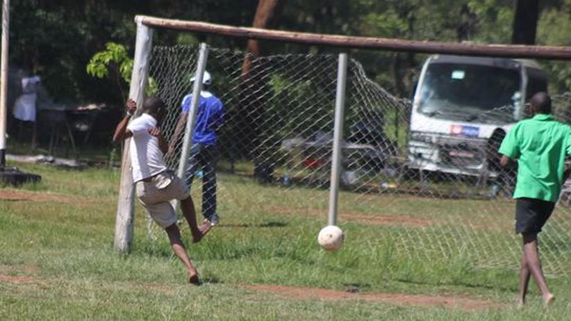 Simbabwe: Vom Realschullehrer zum Nationaltrainer