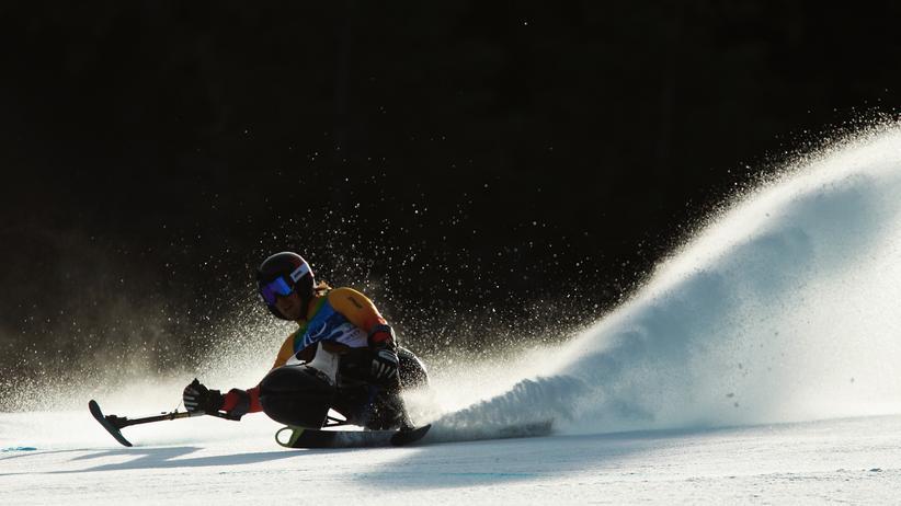 Wintersport: Der Sprung in die Freiheit