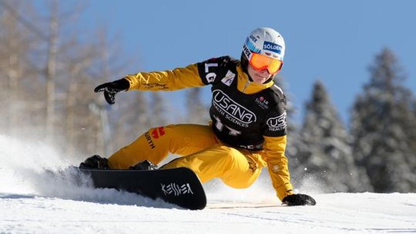 """Snowboarderin Amelie Kober: """"Ich habe noch nie gekifft"""""""