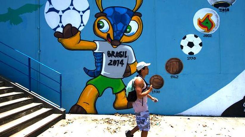 Brasilien 2014: Zur Not wird die WM improvisiert