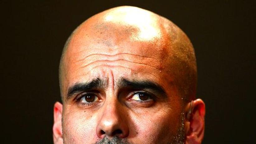 Pep Guardiola: Der Glasperlenspieler