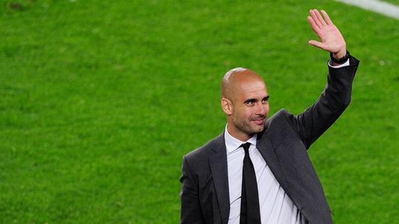 Neuer Bayern-Trainer: Guardiola – ein Ritterschlag für die Bundesliga