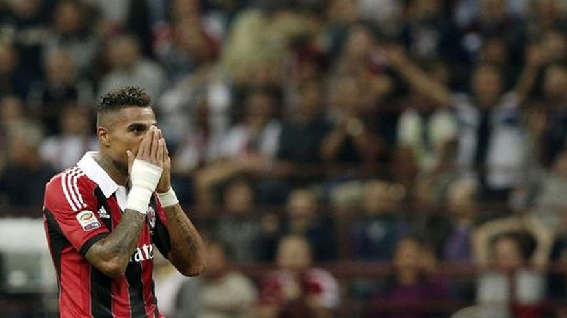 Fußball: Der Fall Boateng steht für Italiens Rassismus-Problem