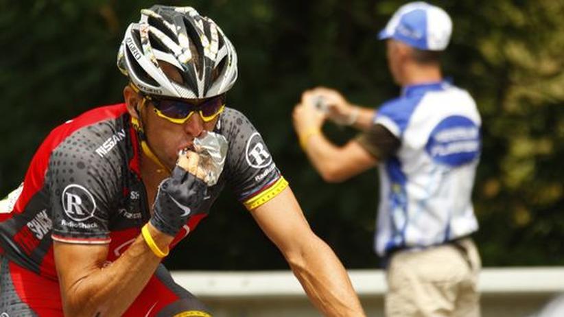 Radsport: Armstrong wollte Doping-Fahndern 250.000 Dollar spenden