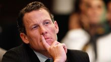 Der ehemalige Radprofi Lance Armstrong