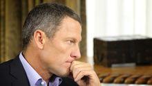 Absturz des amerikanischen Fahrradfahrers: Lance Armstrong im Fernsehstudio von Oprah Winfrey