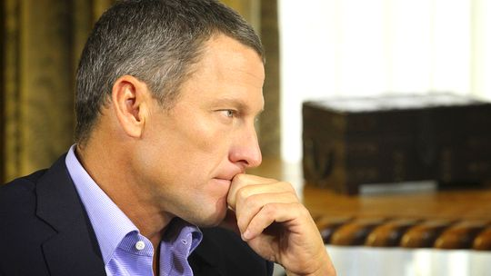 Der frühere Radprofi Lance Armstrong