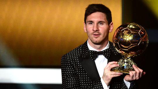 Weltfußballer Lionel Messi