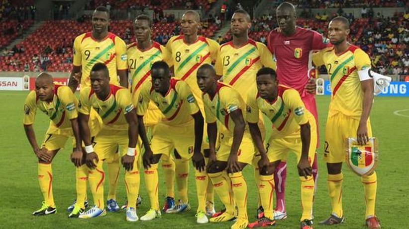 Mali beim Afrika-Cup: Fußball in Zeiten des Krieges