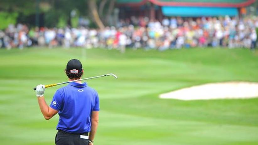 Sportsponsoring: 250 Millionen Dollar für einen Golfer