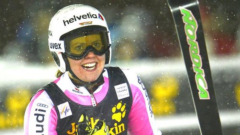 """Viktoria Rebensburg: """"Seit ich drei bin, reizt mich die Geschwindigkeit"""""""