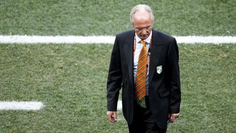 Fußball-Bundesliga: Trainer Eriksson kommt doch nicht zu 1860 München