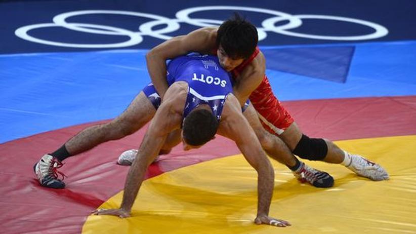 IOC-Entscheidung: Ringen soll aus Olympia-Programm gestrichen werden