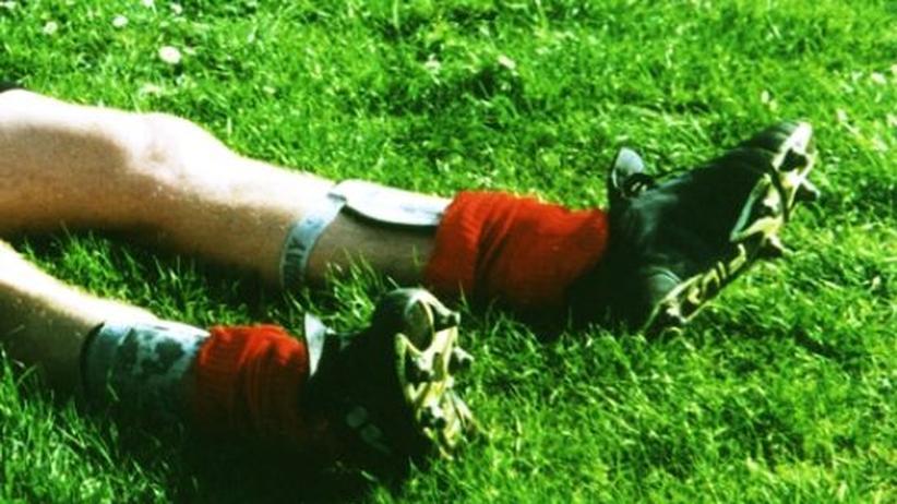 Fußball: Das Ende der Blutgrätsche