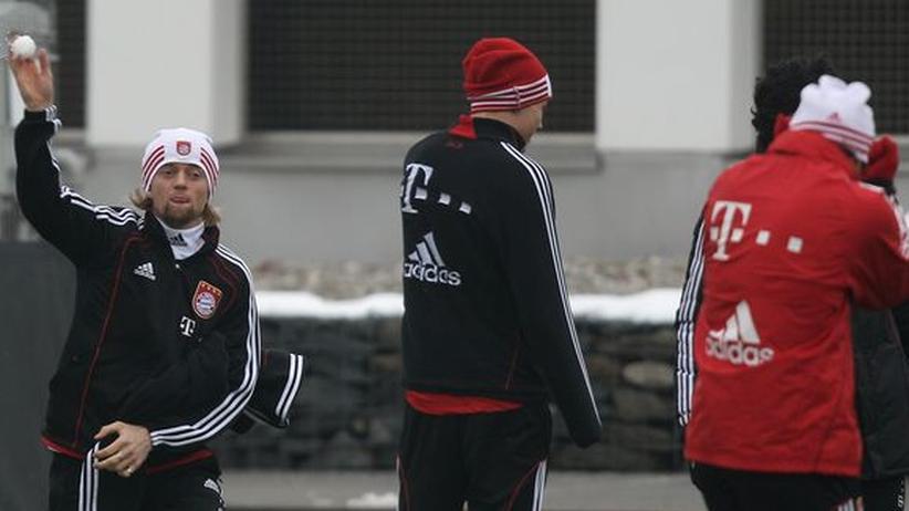 Bundesliga-Vorschau: Zur Feier des Tages legt Uli Hoeneß lange Unterhosen raus