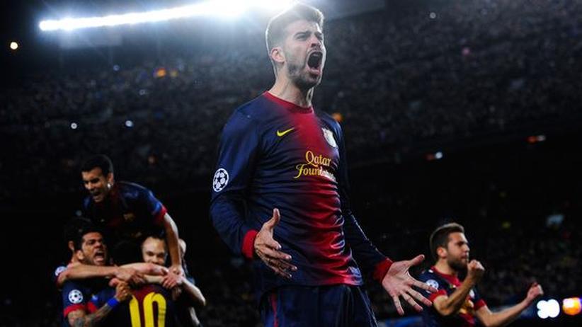 Champions League: Schalke scheidet aus, Barca schafft das Fußball-Wunder