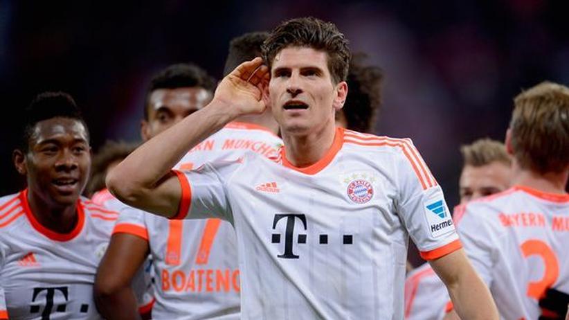 Bundesliga-Rückschau: Ein Mario Gomez kommt nie aus der Mode