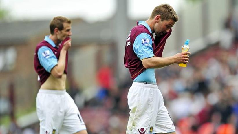Thomas Hitzlsperger im Trikot von West Ham United im Mai 2011
