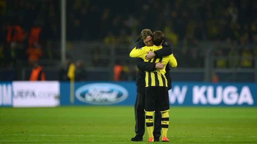 Dortmund - Donezk: Die vorläufige Vollendung der Kloppschen Fußballidee