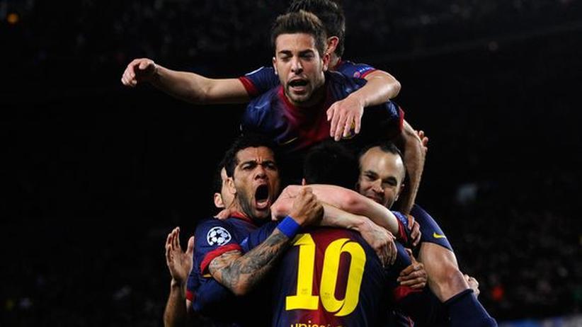 FC Barcelona – AC Milan: Habemus Messi!