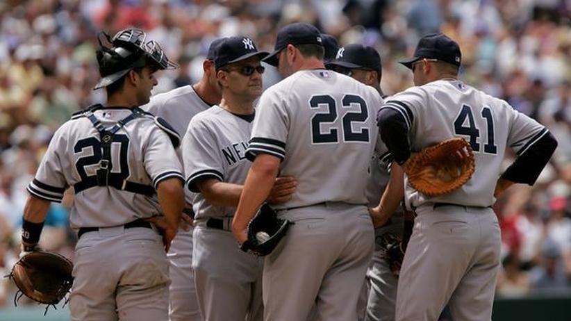 Doping: Die Amerikaner misstrauen ihren Baseball-Stars