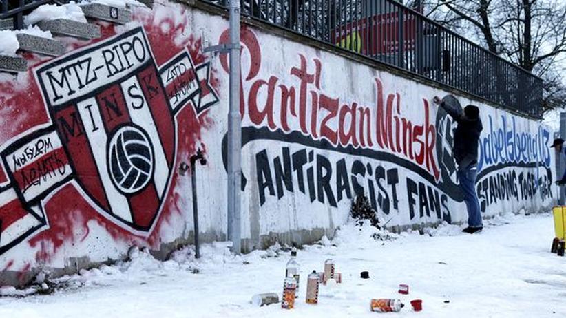 Partizan Minsk: Die Fußball-Freiheitskämpfer aus Weißrussland