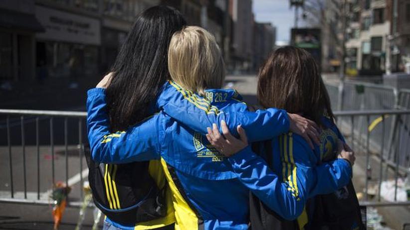 Boston-Marathon: Wir sind zu zäh, um uns von Feigheit unterkriegen zu lassen