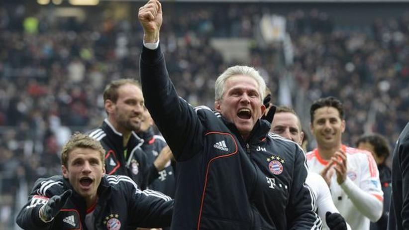 Bayern München: Mit Glanz und Geld zurück an die Macht