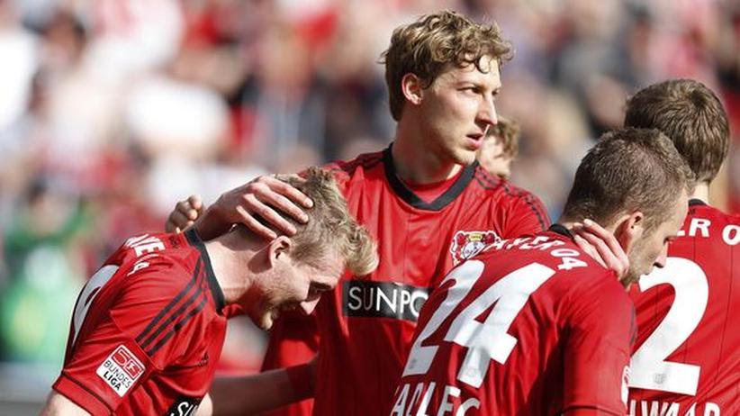 Bundesliga-Rückschau: Leverkusen schlägt zu wie die Steuerfahndung
