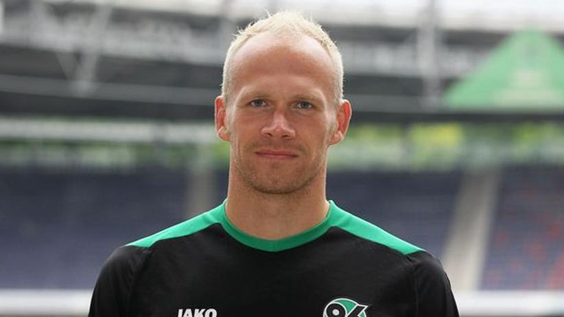 Hannovers Torwart Markus Miller