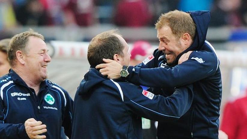Bundesliga: Fürth gewinnt Franken-Derby