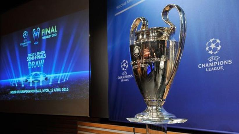Champions League: Dortmund trifft auf Real, Bayern auf Barça