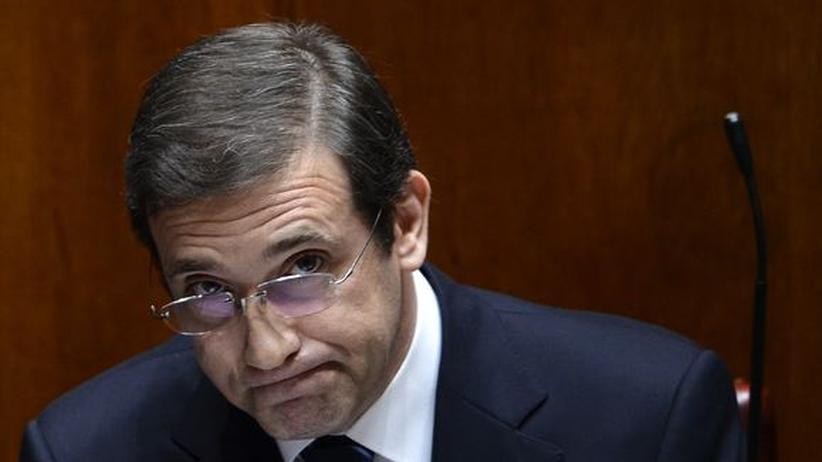 Euro-Krise: Portugals Verfassungsrichter kippen Sparpaket
