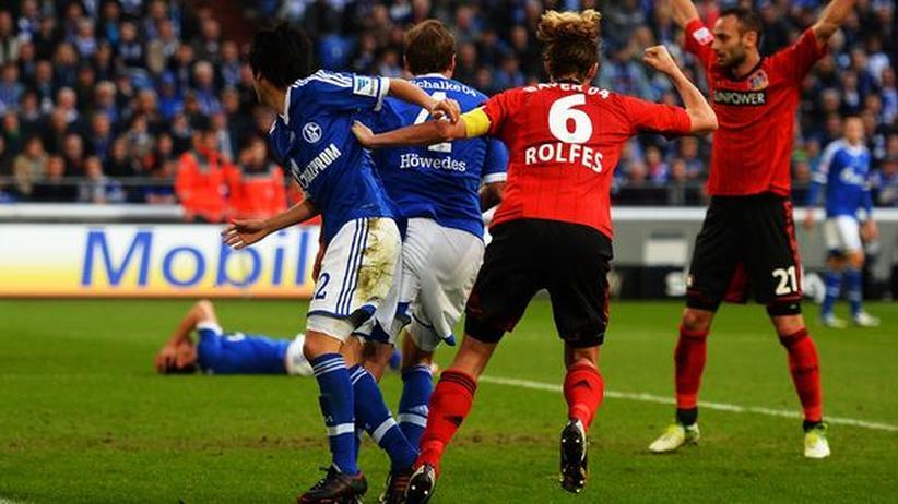 Bundesliga-Rückschau: Pfeif auf die Moral, Hauptsache Tor!