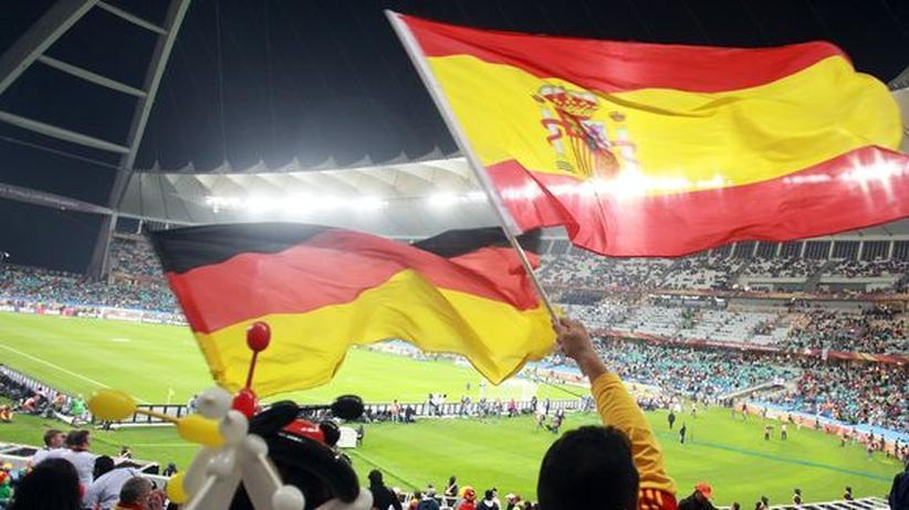 Champions League: Zwei Fußballkulturen im Halbfinale