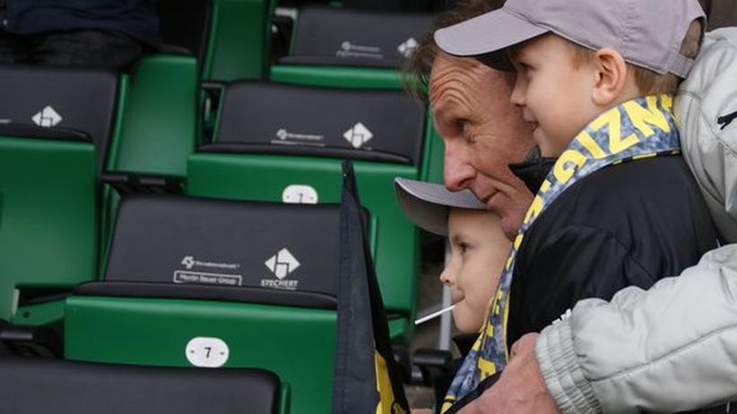 Bundesliga-Absteiger Fürth: Wo kein Erfolg, da keine Erfolgsfans