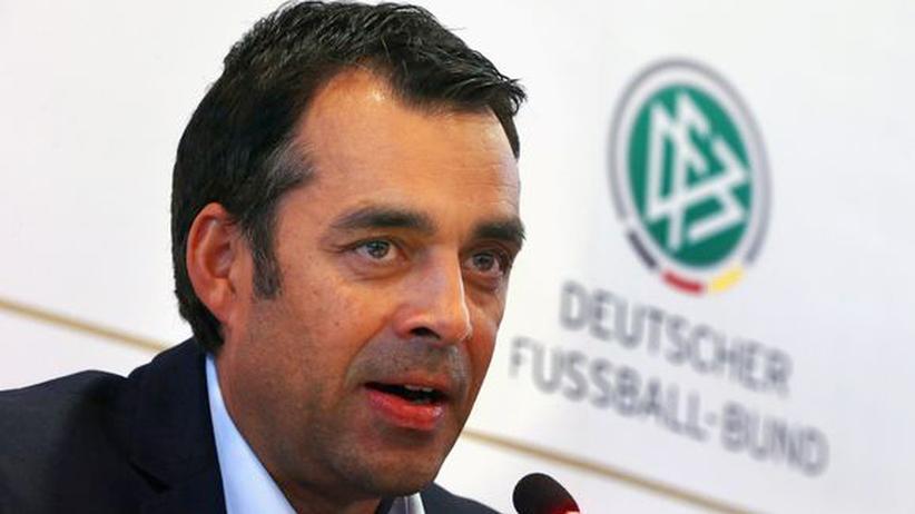 """Robin Dutt: """"Deutsche können nur rennen, hieß es im Jahr 2000"""""""