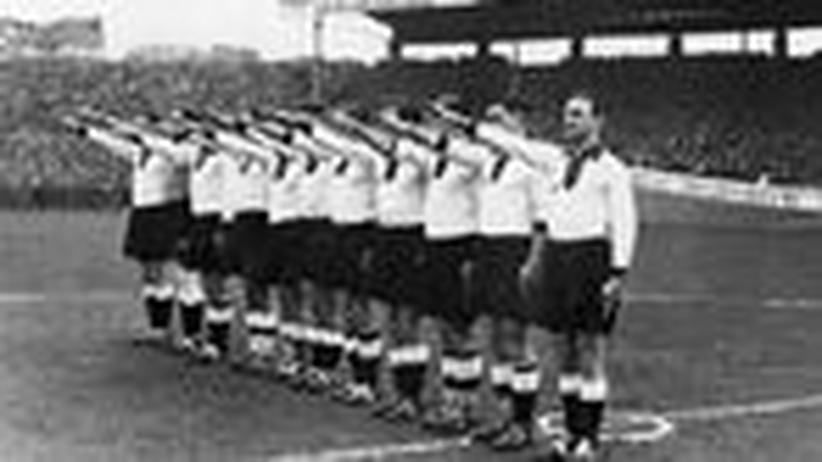 Sportgeschichte: Die deutsche Nationalmannschaft 1935
