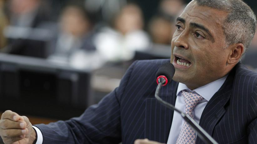 Romário: Vom Fußball-Großmaul zum Politiker des Volkes