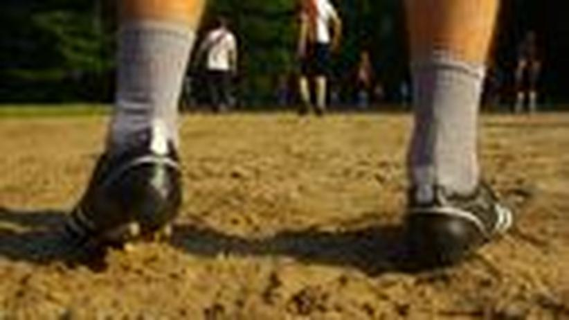 Homophobie im Fußball: Gegen Homophobie? Später vielleicht!