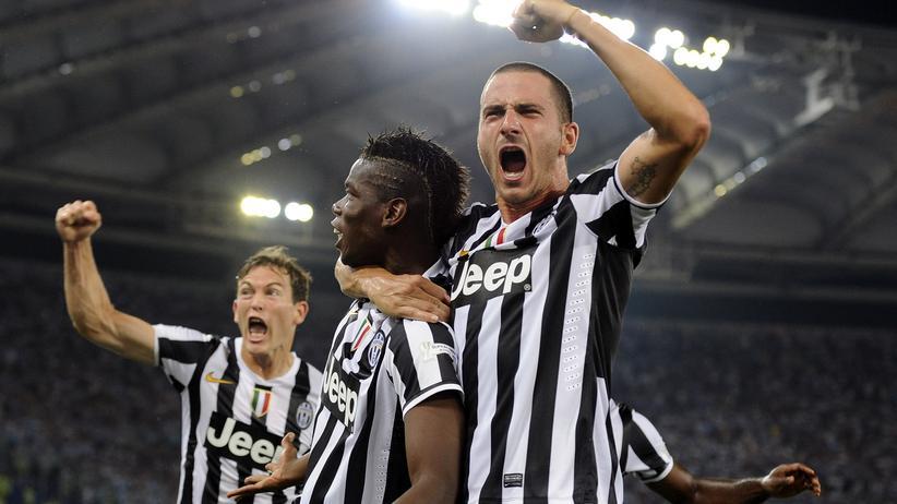 Juventus Turin: Der Lichtblick einer ganzen großen Fußballnation