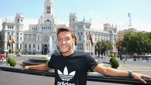 Mesut Özil in Madrid